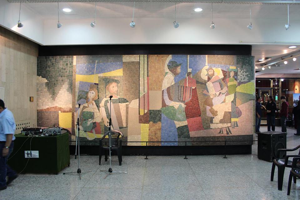 Mural en Peligro Juan Batlle Planas